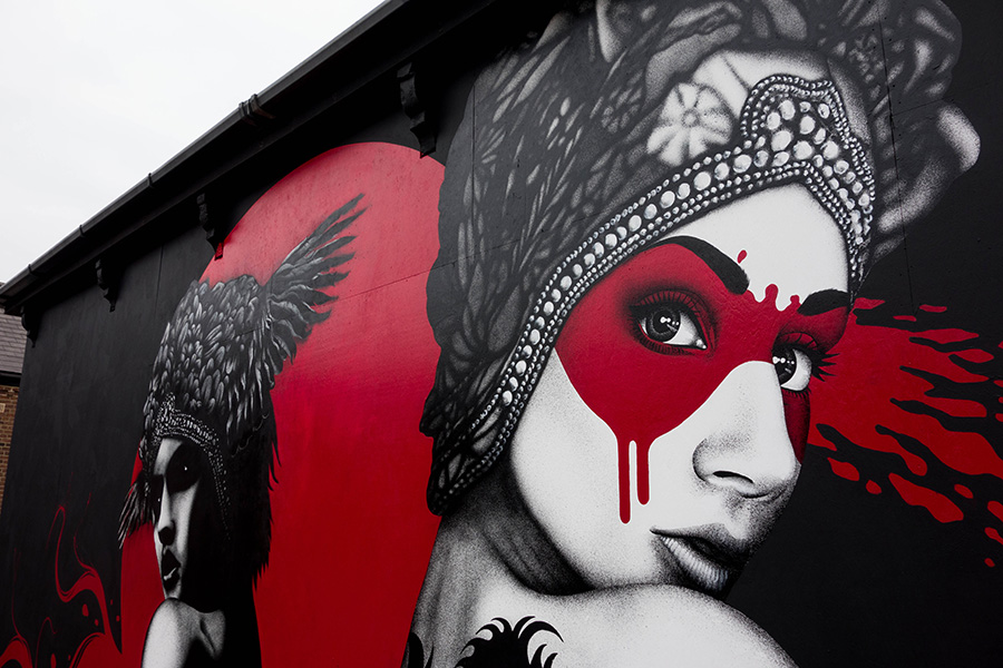 Eelus and Fin DAC at Loft Studios