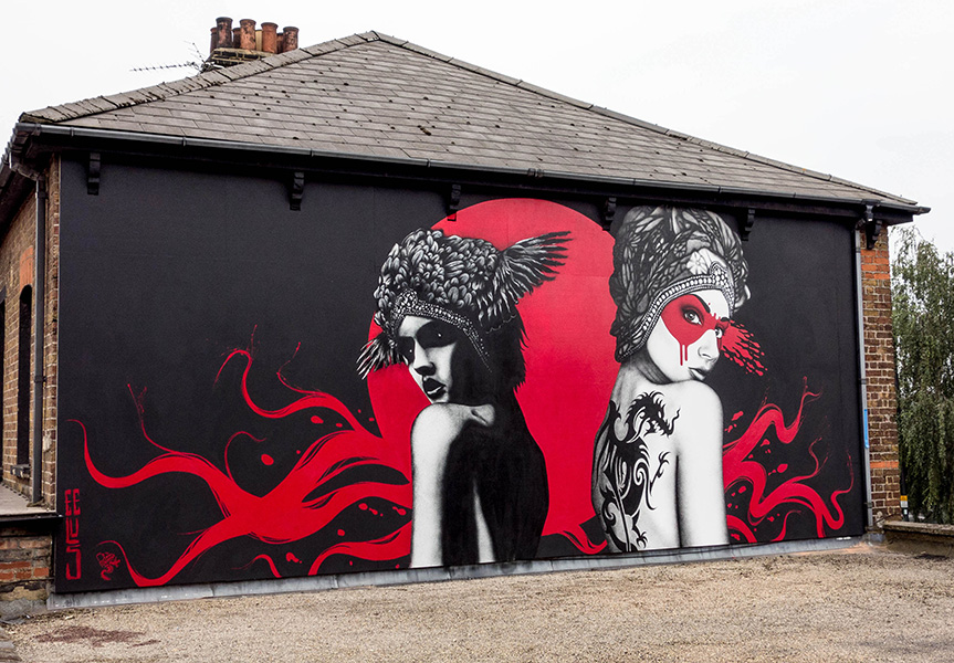 Dark Angel, Deadly Dragon by Eelus and FinDac