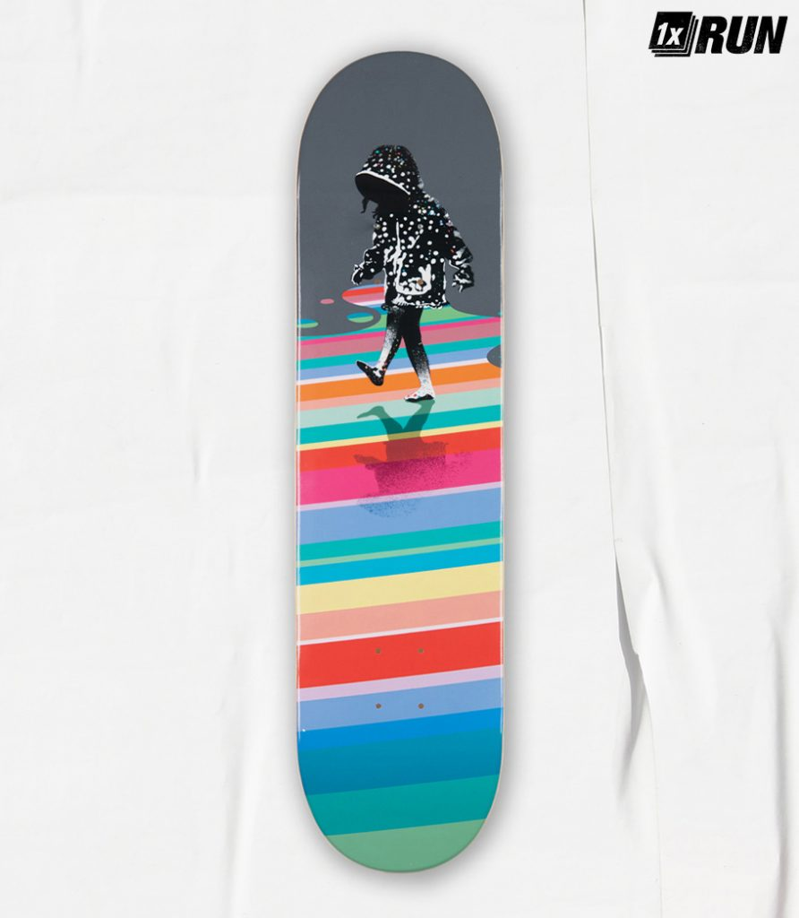 Eelus 'After the Rain' Skatedeck