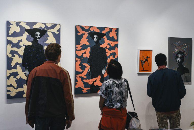Eelus at Spoke Gallery