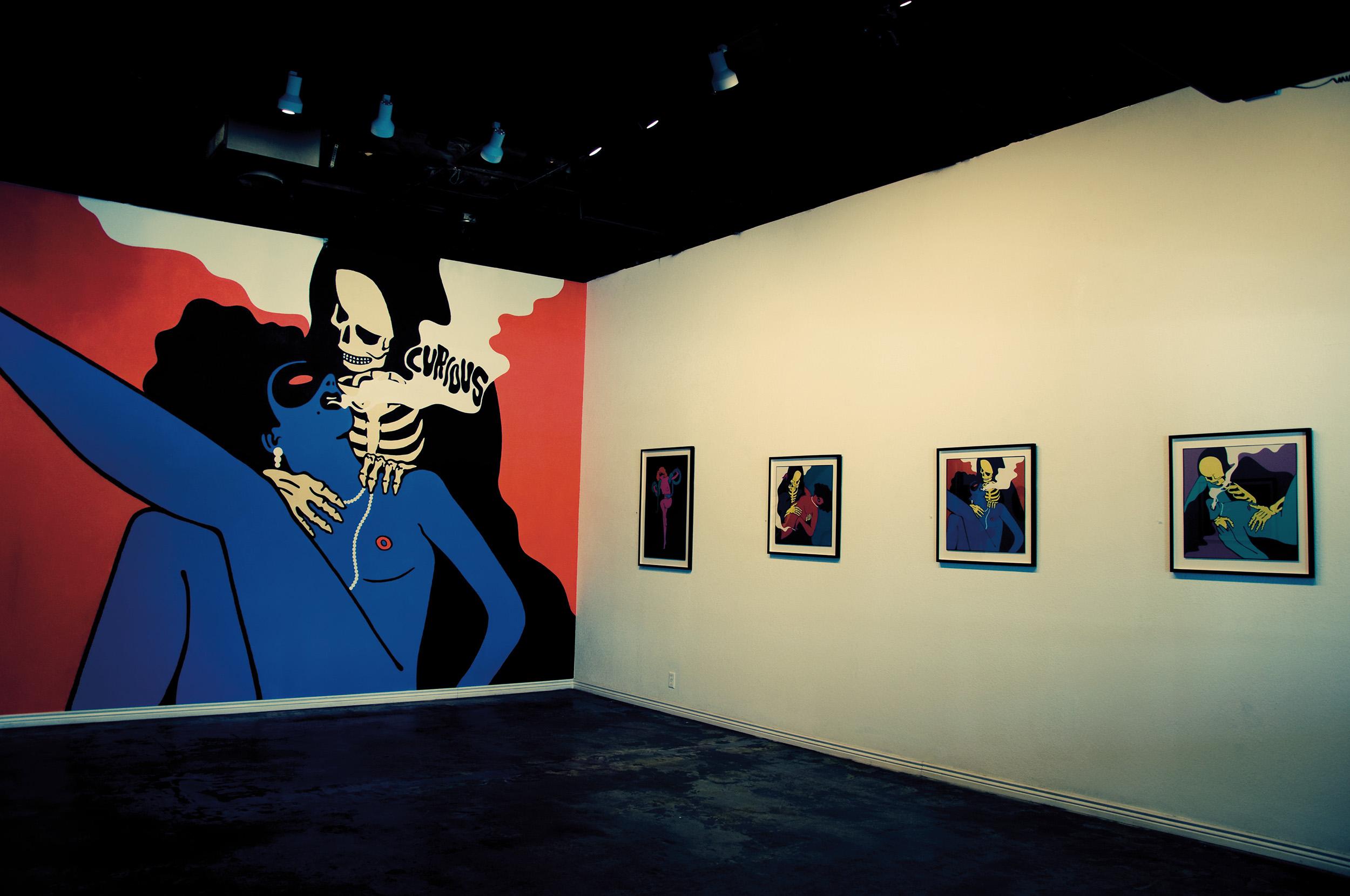 Eelus at Blackbook Gallery