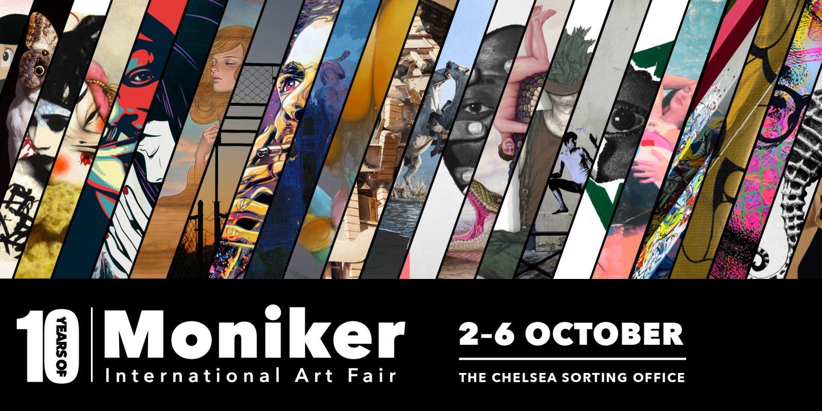 Moniker Art Fair 2019